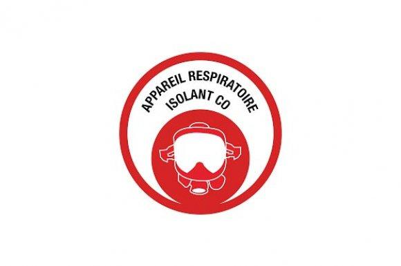 Appareil respiratoire isolant co